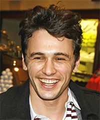 James Franco Hairstyle