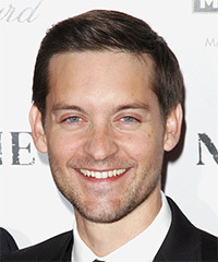 Tobey Maguire - Short Straight