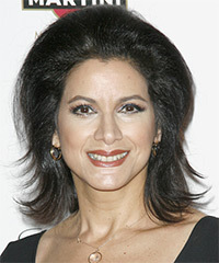 Saundra Santiago Hairstyle - click to view hairstyle information
