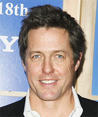 Hugh Grant - Short Straight