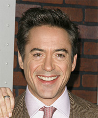 Robert Downer Jr. Hairstyle
