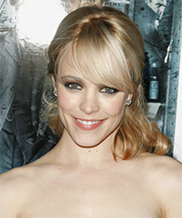 Rachel McAdams - Half Up Long Curly