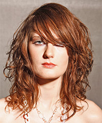 Long Wavy Alternative Hairstyle - click to view hairstyle information