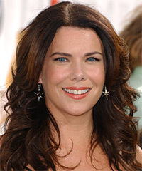 Lauren Graham Hairstyle - click to view hairstyle information