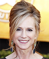 Holly Hunter - Updo Long Straight