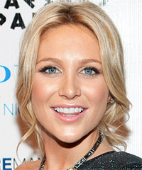 Stephanie Pratt - Updo Long Curly