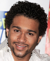 Corbin Bleu Hairstyle - click to view hairstyle information
