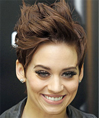 Kimberly Wyatt Hairstyle - click to view hairstyle information