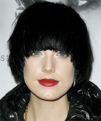 Agyness Deyn Medium Straight Alternative