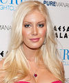 Heidi Montag Hairstyles