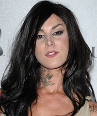 Kat Von D Hairstyle - click to view hairstyle information