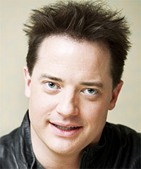 Brendan Fraser - Short Straight