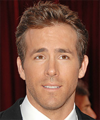 Ryan Reynolds - Short Straight