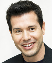 Jon Seda - Short Straight