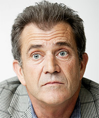 Mel Gibson Hairstyles