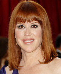 Molly Ringwald Hairstyle - click to view hairstyle information