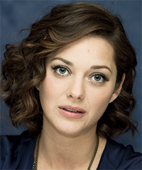 Marion Cotillard - Medium Curly