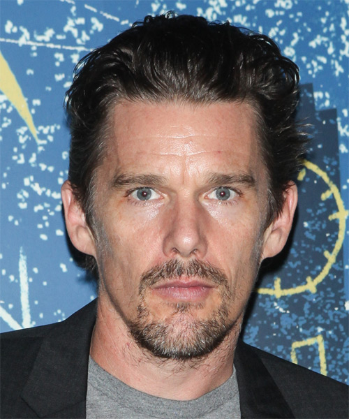 Ethan Hawke Hairstyles Hair Cuts And Colors