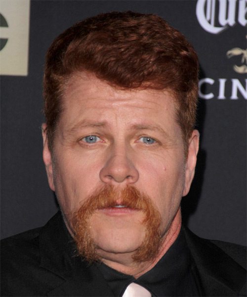 Michael Cudlitz Short Straight Formal   Hairstyle   - Medium Red