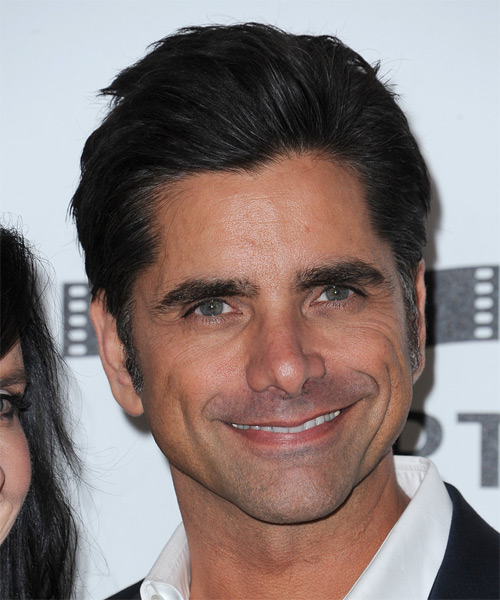 John Stamos Short Straight Casual   Hairstyle