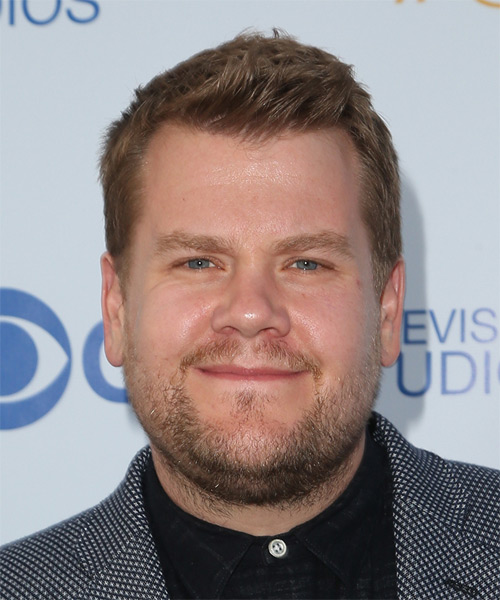 James Corden Hairstyles