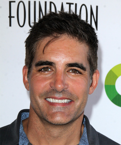 Galen Gering Short Straight Casual   Hairstyle