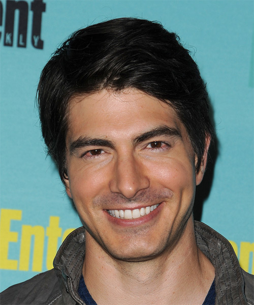 Brandon Routh Short Straight Casual   Hairstyle