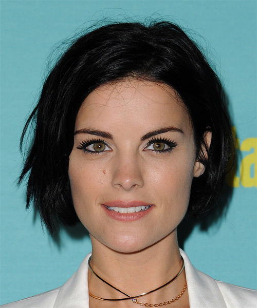 Jaimie Alexander Short Straight Casual   Hairstyle
