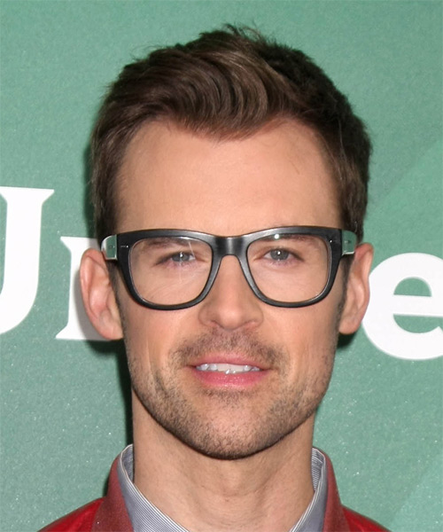 Brad Goreski Short Straight Casual    Hairstyle