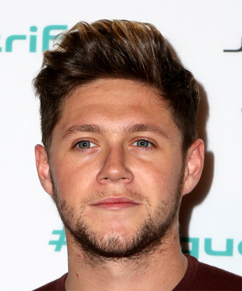 Niall Horan Hairstyles In 2018