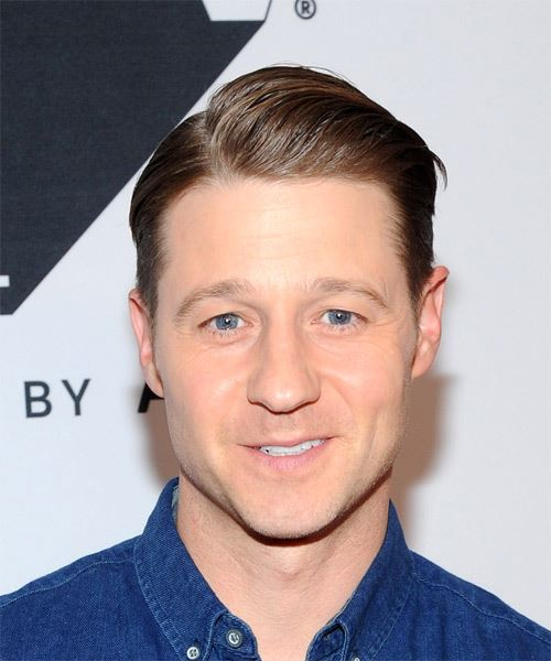 Ben McKenzie Short Straight Casual    Hairstyle   -  Red Hair Color