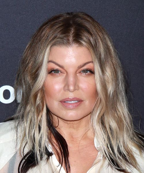 21 Fergie Hairstyles Hair Cuts And Colors
