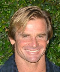 Laird Hamilton Short Straight Casual    Hairstyle   -  Blonde Hair Color