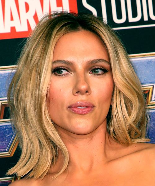 20 Scarlett Johansson Hairstyles Hair Cuts And Colors