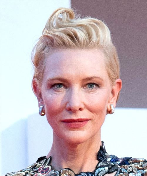 Cate Blanchett Hairstyles Hair Cuts And Colors