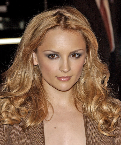 Rachael Leigh Cook Long Wavy Casual   Hairstyle