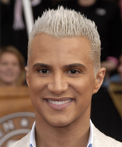 Jay Manuel Short Straight Alternative   Hairstyle