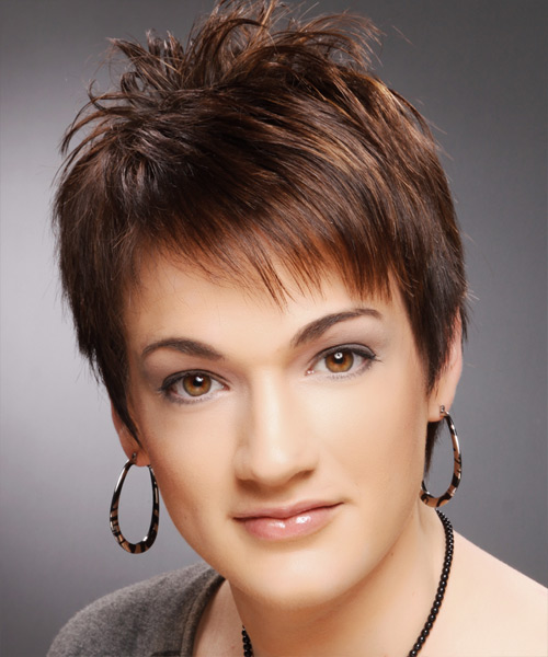 haircut styles for hair casual pixie hairstyle 5354