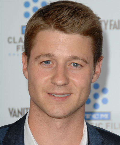 Ben McKenzie Short Straight Formal   Hairstyle