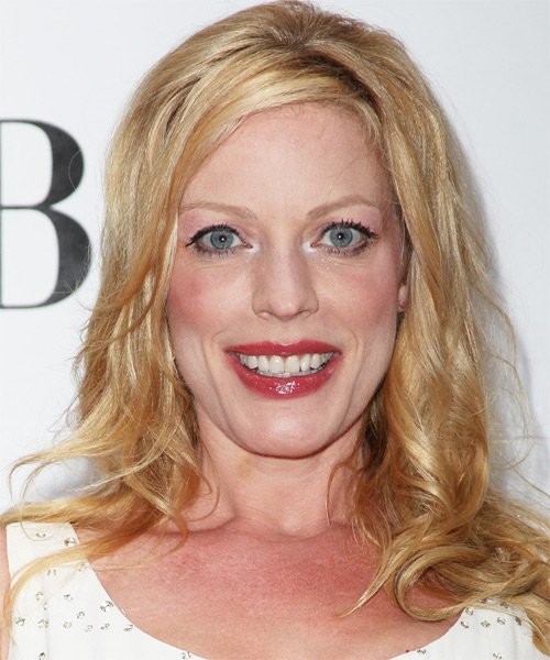 Sherie Rene Scott Long Wavy Casual   Hairstyle