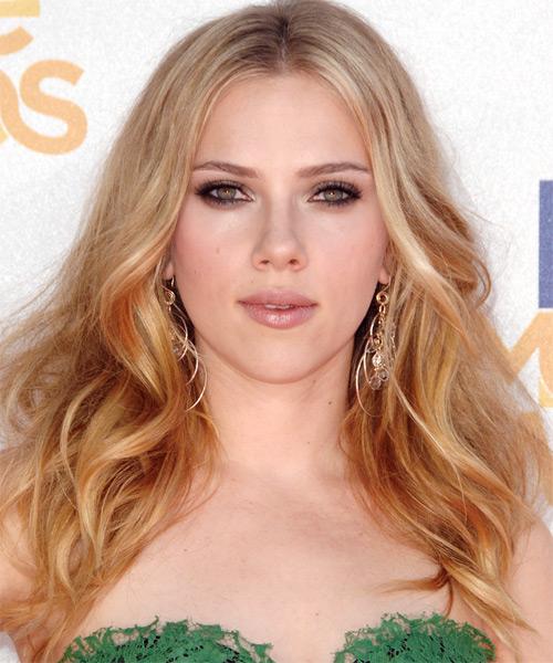 Scarlett Johansson Hairstyles In 2018