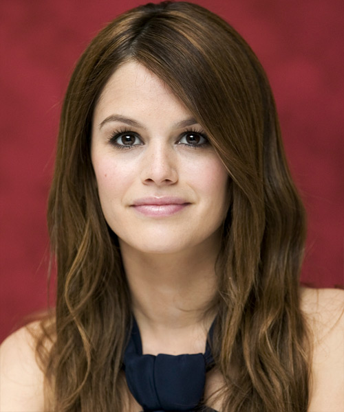 Rachel Bilson Long Wavy Casual   Hairstyle