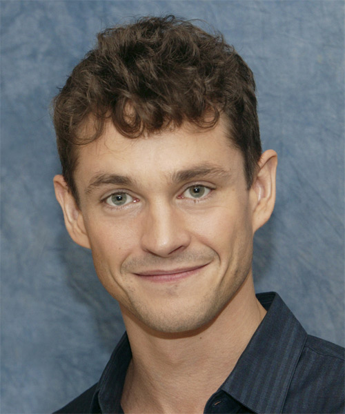 Hugh Dancy Short Wavy Casual   Hairstyle