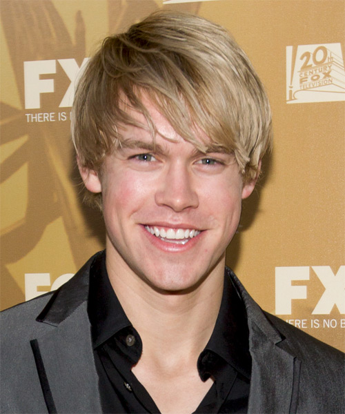 Chord Overstreet Medium Straight Casual   Hairstyle