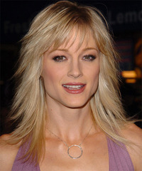 Teri Polo Short Straight Alternative    Hairstyle