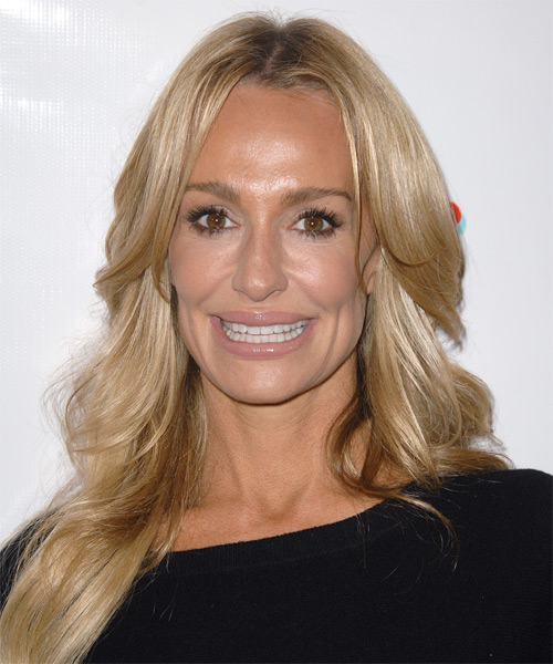Taylor Armstrong Long Wavy Formal   Hairstyle