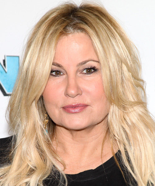 Jennifer Coolidge Long Straight Casual   Hairstyle