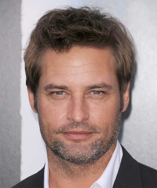Josh Holloway Short Straight Casual   Hairstyle   - Medium Brunette