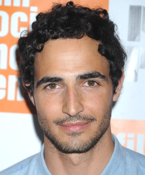 hair style shaped zac posen curly casual hairstyle 4852