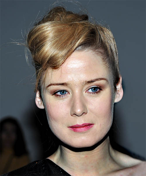 Roisin Murphy  Long Curly Formal   Updo Hairstyle
